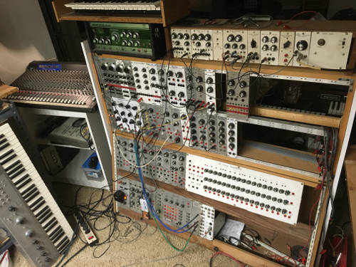 Modular Analog Synthesizer