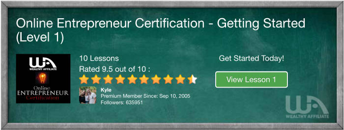 Online Certification Courses