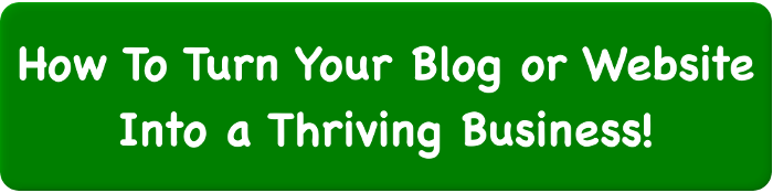 How To Turn Your Blog or Website Into a Thriving Business!