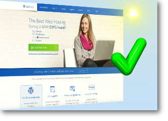 The Bluehost Web Hosting Review