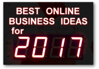 Best Online Business Ideas For 2017